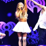 Ariana Grande en el Jingle Ball 2013 de 106.1 KISS FM