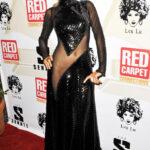 Los vestidos transparentes de Joanna Krupa y Paris Hilton