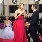 Mas fotos de Jennifer Lawrence en los Golden Globes