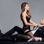 Keri Russell y Matthew Rhys para la revista GQ