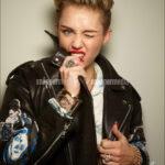 Outakes de la sesion de Miley Cyrus para YOU Magazine