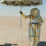 Chewbacca comparte fotos de la filmacion de Star Wars