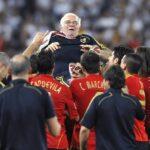 Murio el entrenador Luis Aragonés