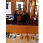 Kim Kardashian y Kylie Jenner con el mismo bikini