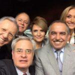 Los pateticos selfies mexicanos post Oscar