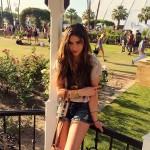 McKayla Maroney en Coachella
