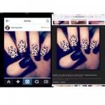 Danna Paola se roba fotos para su instagram