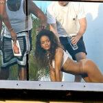 Captan a Rihanna en candente sesion de fotos