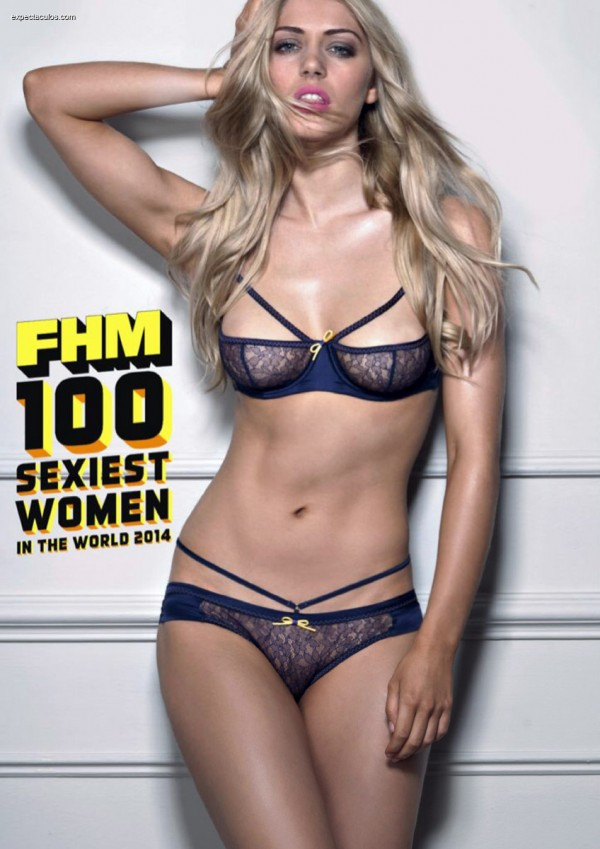 FHM UK â-- 100 Sexiest Women in the World 2014_000001