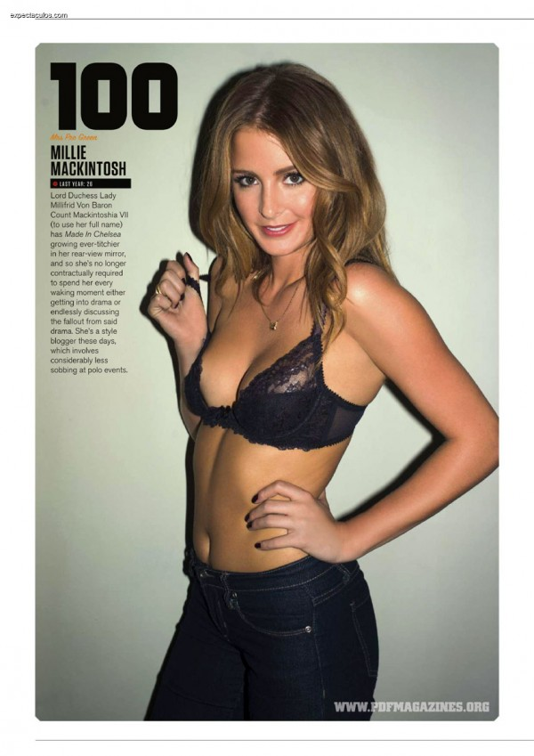 FHM UK â-- 100 Sexiest Women in the World 2014_000004