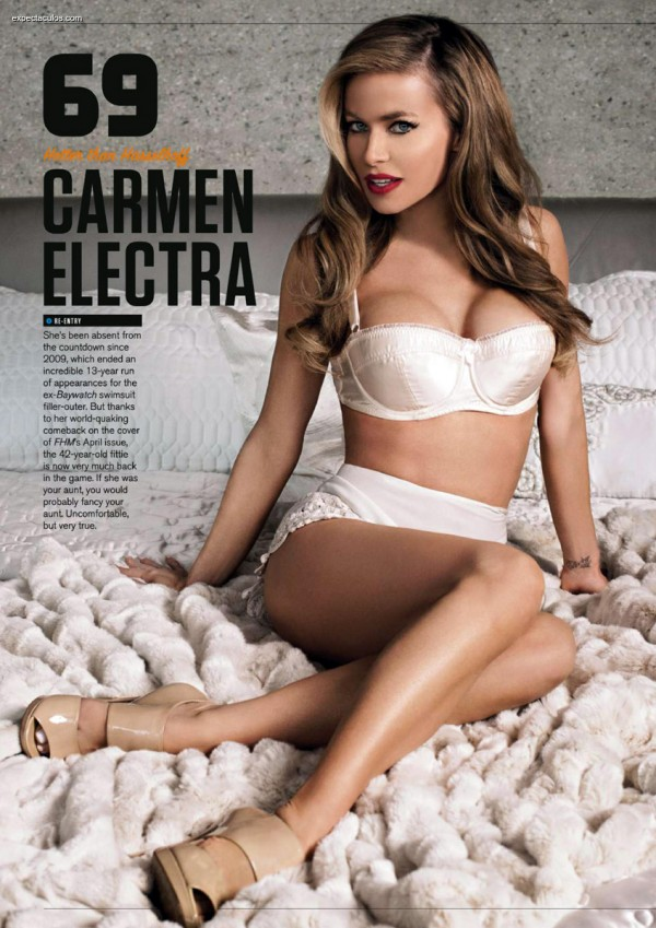 FHM UK â-- 100 Sexiest Women in the World 2014_000014