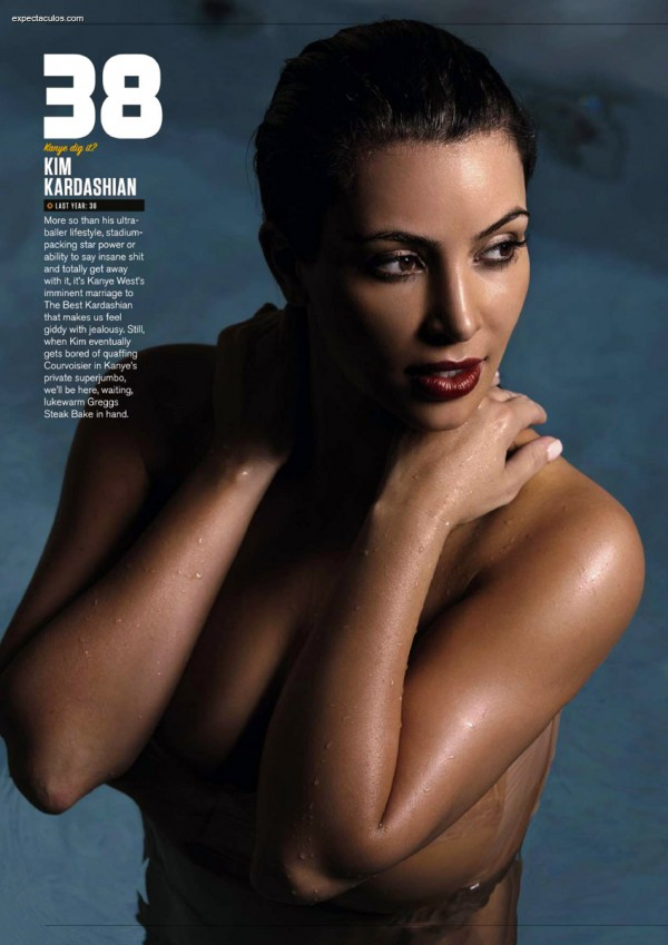 FHM UK â-- 100 Sexiest Women in the World 2014_000026