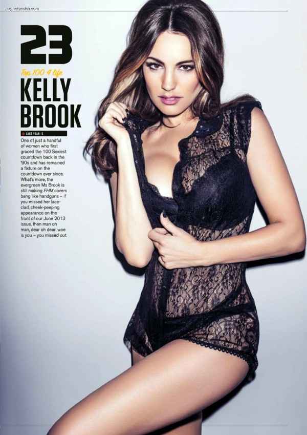 FHM UK â-- 100 Sexiest Women in the World 2014_000031