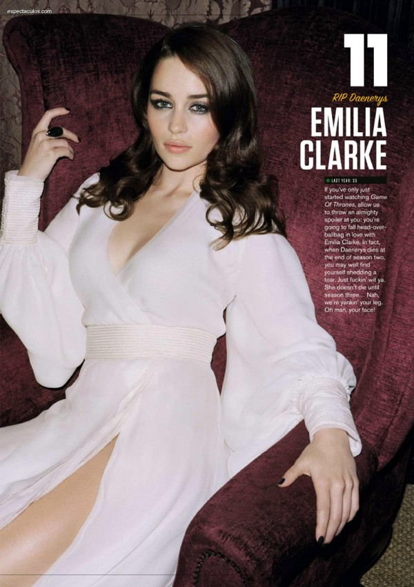FHM UK â-- 100 Sexiest Women in the World 2014_000037