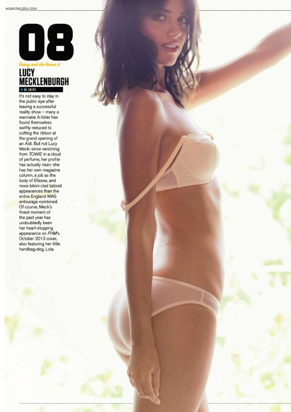 FHM UK â-- 100 Sexiest Women in the World 2014_000040