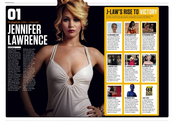 FHM UK â-- 100 Sexiest Women in the World 2014_000050