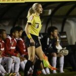 Fernanda Colombo Uliana la arbitro brasileña