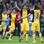 Atletico de Madrid campeon de la Liga