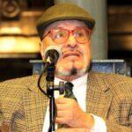 Murio el actor Sergio de Bustamante