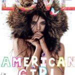 Kendall Jenner para la revista LOVE