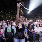 Angelica Rivera se anda paseando por España
