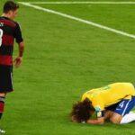 Historica humillacion dio Alemania al anfitrion Brasil