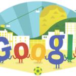Los Doodles del Mundial Brasil 2014 parte 2