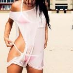 Eiza Gonzalez en bikini