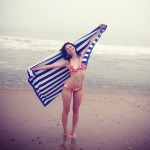 Emmy Rossum en bikini