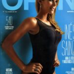 Fotos de Ines Sainz revista Open