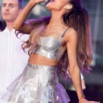 Ariana Grande en el programa Today de la NBC
