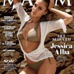Fotos de Jessica Alba revista MAXIM