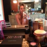 Se filtran fotos de la actriz Kaley Cuoco