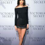 Kendall Jenner en la presentacion de Angels