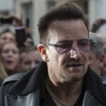 Bono sufrio lesiones graves en accidente de bicicleta