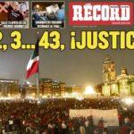 Asi fue la portada del diario Record de hoy