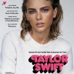 Abajo del maquillaje, Taylor Swift tiene pecas