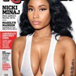 Nicki Minaj en la portada de Rolling Stone