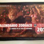 Calendario Tecate Zodiaco 2015 parte 1