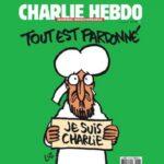 Asi es la nueva portada de Charlie Hebdo