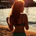 Sofia Castro sexy en su Instagram