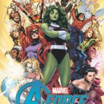 Se vienen las Avengers mujeres A-Force