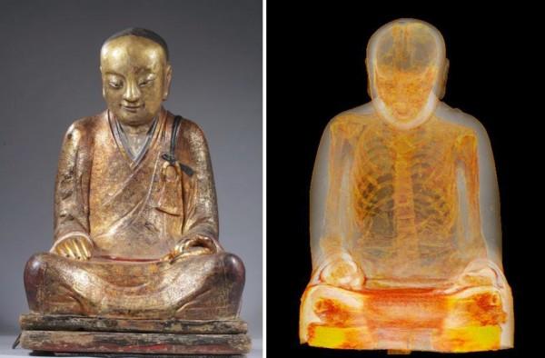 buddha-momia