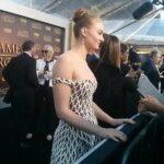 Sophie Turner en la alfombra roja de Game of Thrones