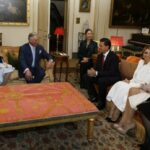 Peña Nieto llevo a toda la prole a su visita de estado a Inglaterra
