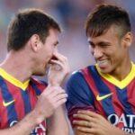 Messi primer lugar, Cristiano en el 29