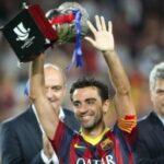 Xavi ya ha firmado con el Al Sadd de Qatar