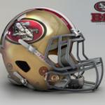 Cascos de la NFL al estilo Star Wars