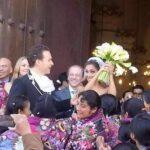 Fotos de la boda de Anahi con Manuel Velasco