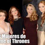 Las mujeres de: Game of Thrones